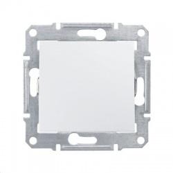 SDN0700121 vypínač č. 1/0, biely