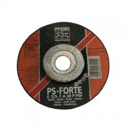PSF kotúč brúsny na oceľ 125x7,2