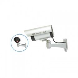 Imitácia exteriérovej bezpečnostnej kamery