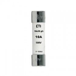 CH10 10A gG poistka valcová