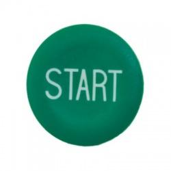"""Hmatník so symbolom """"START"""", zelený"""
