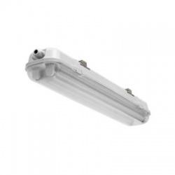 MAH PLUS-218-ABS/PC 2x18W žiarivkové svietidlo prachotesné