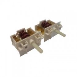5HE-570 7-polohový dvojitý prepínač platní