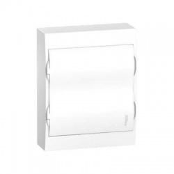 2x12 modulov, IP40, nástenná rozvodnica, biele dvere