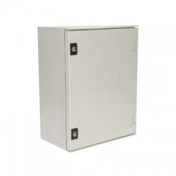 430x330x200 plastová skriňa plné dvere bez montážneho panelu, IP66