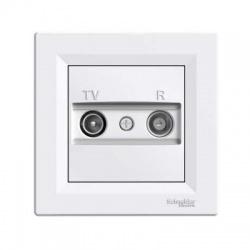 EPH3300121 TV-R zásuvka, 1dB, koncová, biela