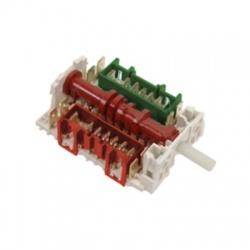 11HE-082 6-polohový prepínač rúry