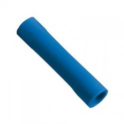 1,5-2,5mm2, izolovaná spojka lisovacia, modrá