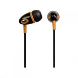 ME-299 slúchadlá, 10mm, čierno-oranžové