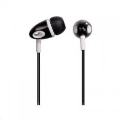 ME-298 slúchadlá, 10mm, čierno-biele