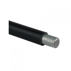 Drôt FeZn Rd8/11, izolácia PVC-plášťom