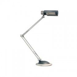 IBIS KT028-GR 1x20W E27 kancelárske stolové svietidlo
