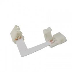WM81 prepojovací pravouhlý konektor pre LED pásy, 8mm