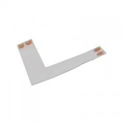 WM83 prepojovací pravouhlý konektor pre LED pásy, 8mm