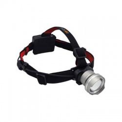 Čelové LED svietidlo, 300lm, Cree XPG R5, fokus