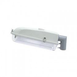 ES PL-L 2x36W IP65 pouličné svietidlo šikmé