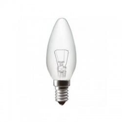 60W E14 žiarovka (len pre priemyselné použitie)
