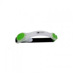 LED bezpečnostný pásik, zelený