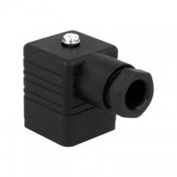 18mm, PIN4, 16A, ventilový konektor