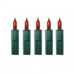2,5V/0,32W žiarovka k typu KI100, červená