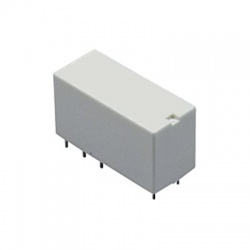 RSB2A080B7, 24V, AC, 8A, relé, 2 prep. kontakty,
