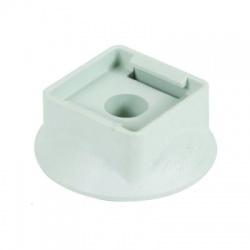 Podložka pre DEHNgrip a DEHNhold, plast, sivý