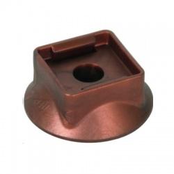 Podložka pre DEHNgrip a DEHNhold, plast, hnedý