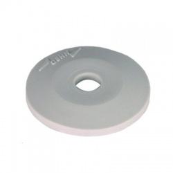 Krytky a distančné podložky 37mm plast, sivý