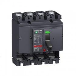 NSX630F 630A 4-pólový istič bez spúšte- LV432813