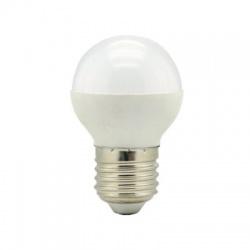 LQ5 G45 5,5W, E27-WW, LED žiarovka