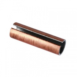 Cupálová trubka vonkajšia Cu/ vnúturná Al Rd8, dlžka 40 mm, 50 mm2