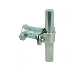 106129 Oddialený zvod GFK16 - puzdro pre dilatáciu so svorkou Rd16