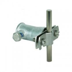 106128 Oddialený zvod GFK16 - puzdro pre dilatáciu so svorkou Rd7-10