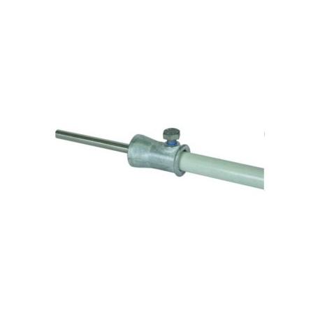 Oddialený zvod GFK16 - puzdro pre dilatáciu + tyč Rd8