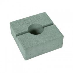 Oddialený zvod GFK10 - betónový podstavec 180x180