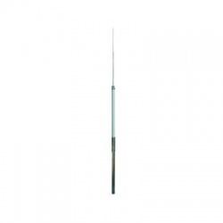 1-dielna podporná trubka D 50, 3200mm, M10, plast GFK/Al + zachyt. tyč 2500mm