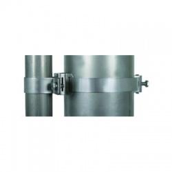 Objímka-pásková k upevneniu trubky 50mm, montáž na trubky 50-300