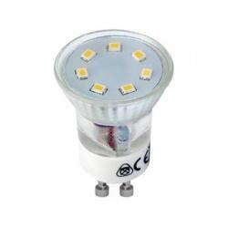 REMI 2,2W, GU10 SMD-WW, LED žiarovka