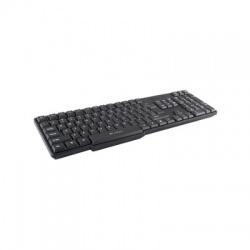 LK-12 USB klávesnica, čierna