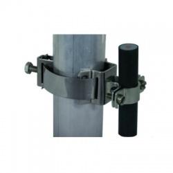 Podpera vedenia HVI Rd20 na trubky Rd50-300, odliatok Zn/nerez