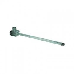 Podpera 1000mm, trubky Rd 50 pre montáž na trubku Rd 100-150