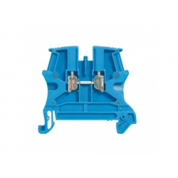 37103, 10mm2 svorka, modrá