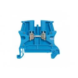 37101, 4mm2 svorka, modrá