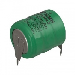 3,6V 80mAh 2pin batéria