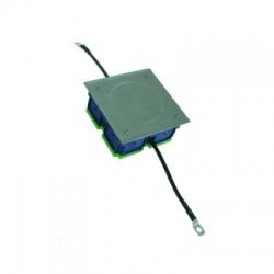 Meracia krabica 160x160x68 s lankom 16mm2 CU -200mm