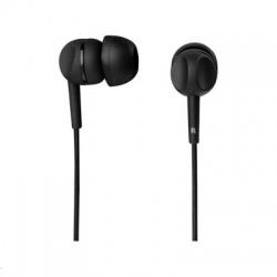 EAR 3005 slúchadlá s mikrofónom Thomson, čierne