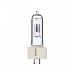 T/19 230V 1000W GX9,5 halogénová žiarovka
