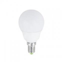 GL-E 9W/827 E14, teplá biela, kompaktná žiarivka - DOPREDAJ!!!