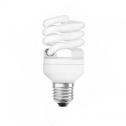 20W/827 E27, teplá biela, kompaktná žiarivka