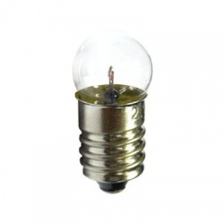 12V 3W 250mA E10, žiarovka